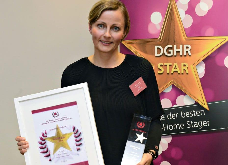 Auszeichnung Susanne Humbert
