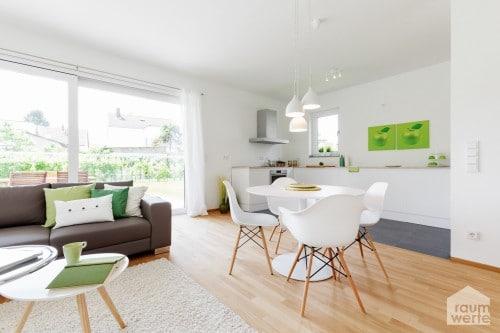 Musterwohnung exklusive Erdgeschoß-Wohnung mit Garten in Bonn